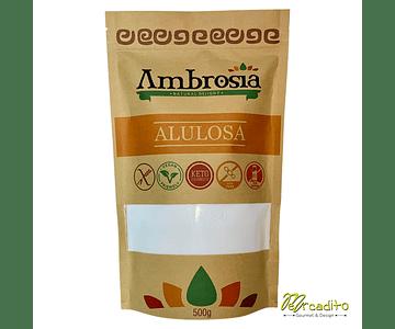 Alulosa Sin Gluten, Sin Lactosa. Vegana & Keto 500 gr