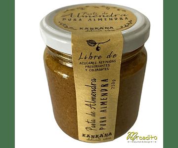 Pasta Pura Almendra - Vegano 250 gr