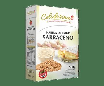 Harina de Trigo Sarraceno, Libre de Gluten, Kosher