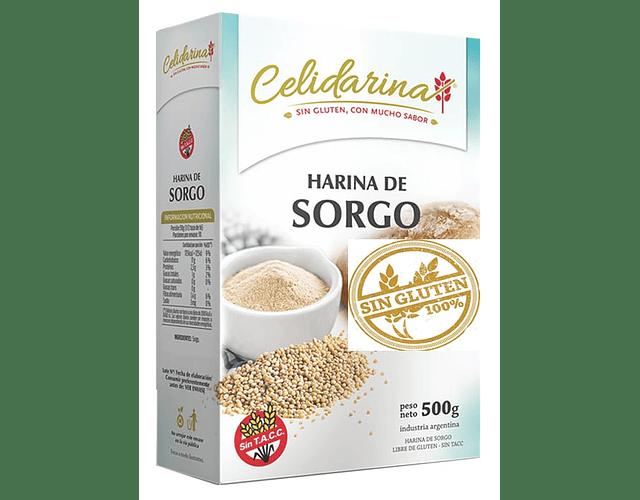 Harina de Sorgo, Libre de Gluten, Kosher