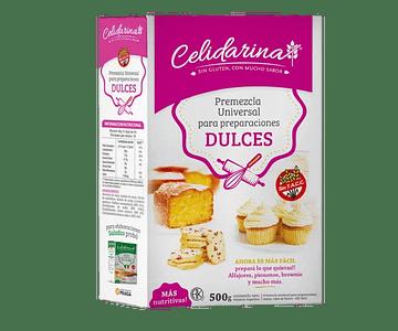 Premezcla Universal para Preparaciones Dulces, Libre de Gluten; Kosher