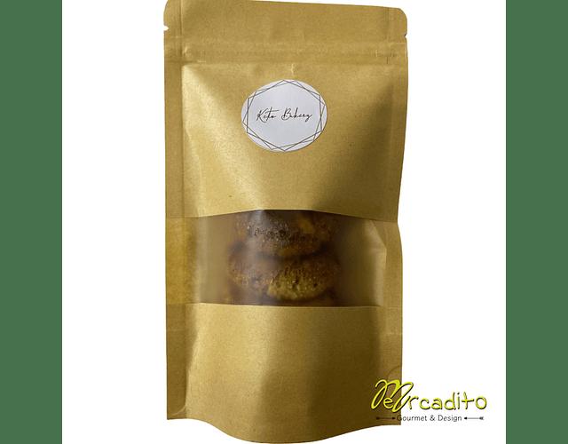 Galleta de Almendra con Chip de Chocolate - Keto
