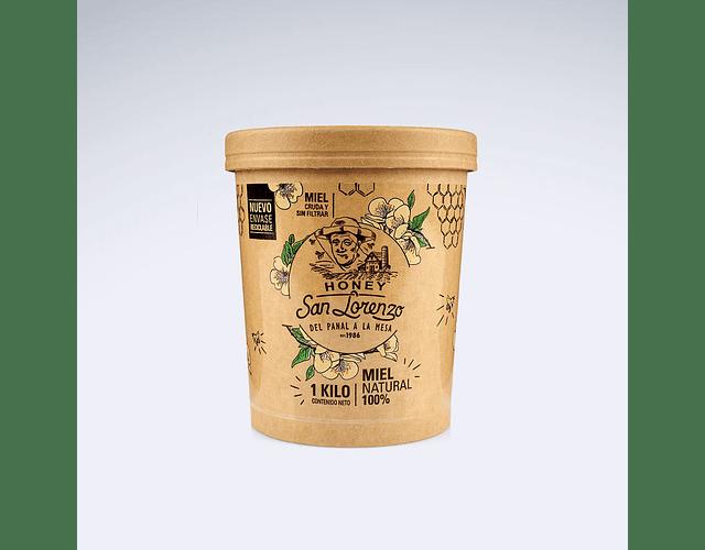 Miel de Ulmo Natural Organica San Lorenzo