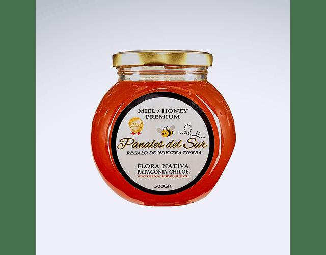 Miel Ulmo de Chiloé Organica Natural Panales del Sur