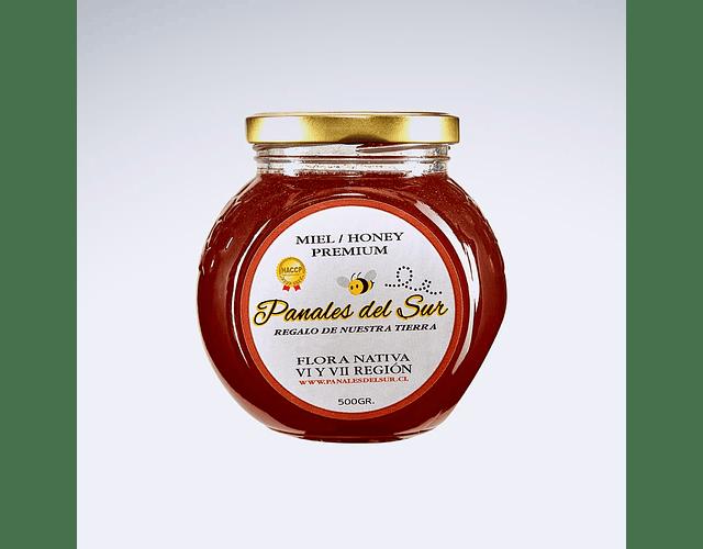 Miel Organica Natural Quillay Panales del Sur VI Region