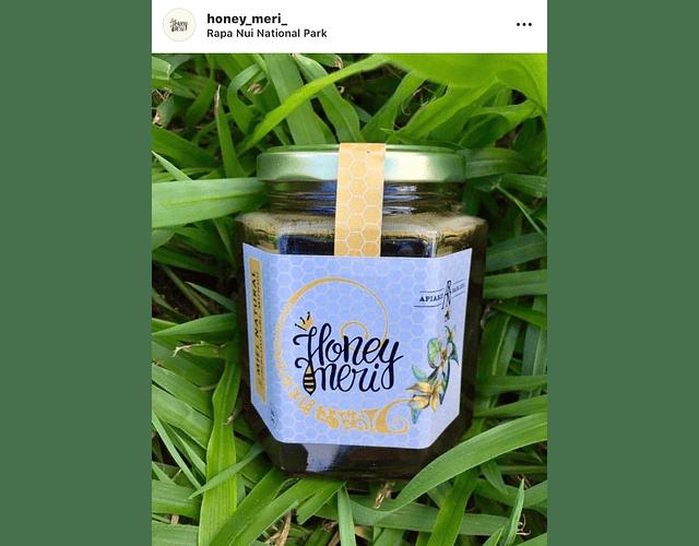 Miel de RAPA NUI Multiforal Honey Meri