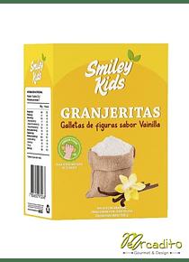 GALLETAS GRANJERITAS SABOR VAINILLA 150GR