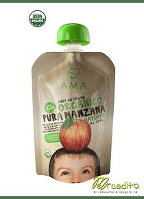 Pulpa Manzana Orgánica