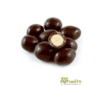 Mani bañado en Chocolate de Leche