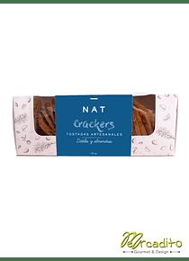 Nat Crackers - Dátiles y Almendras