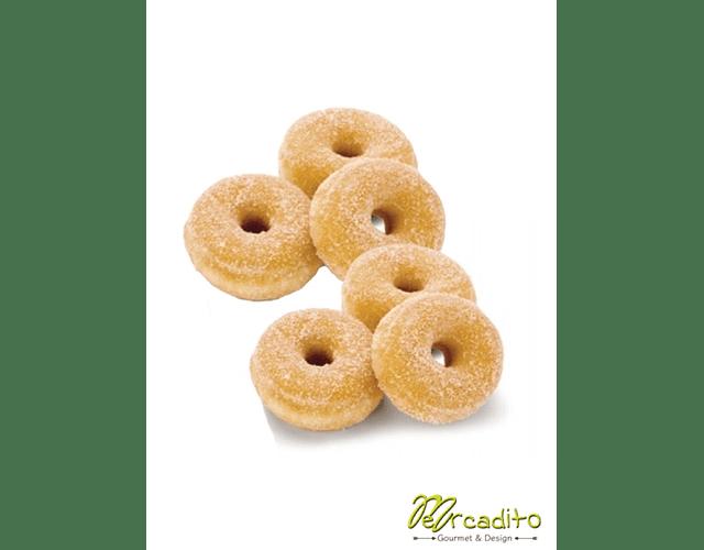Donuts Azucaradas Congeladas (15 unidades)