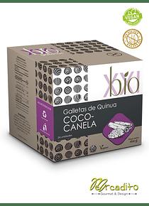 Galletas Coco Canela