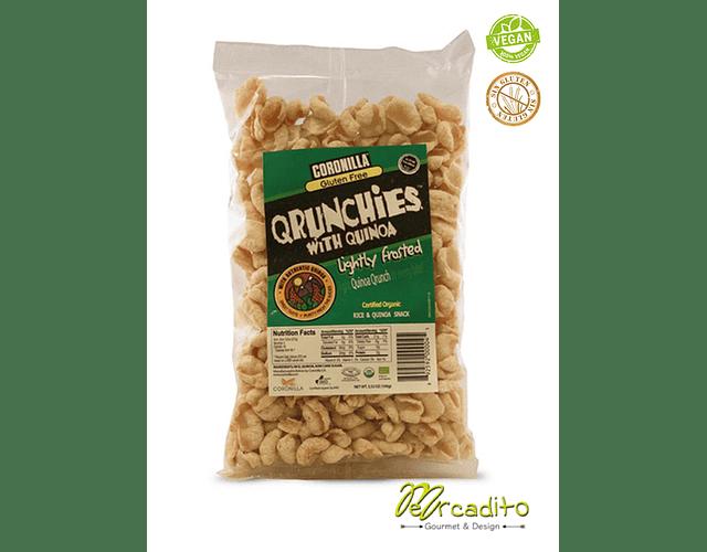Qrunchies Light Frosted - Cereal Sin Gluten, Sin Azúcar