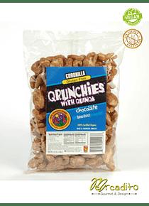Qrunchies Chocolate - Cereal Sin Gluten, Sin Azúcar