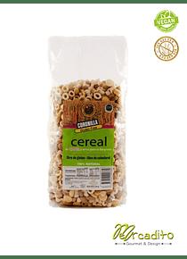 Cereal de Arroz, quinoa, azúcar y cacao - Orgánico, Vegano, Sin Gluten