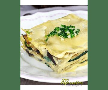Lasaña Vegetariana (3 a 4 Pers)