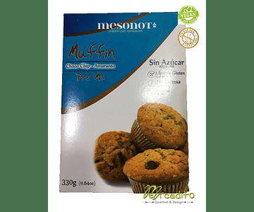 PRE MIX - sugar free ( muffins amaranto con chips chocolate)