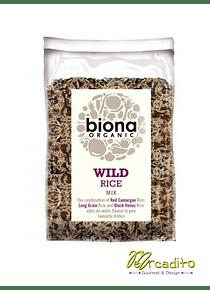Wild Rice Mix Organic 500 grs