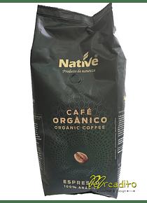Café en Granos Orgánico