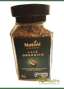 Café instantáneo Orgánico