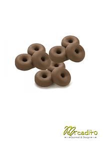 Mini Donuts de Chocolate x 15 unidades