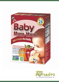 Galletas Baby Mum Mum