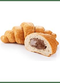Croissant Rellenos con Manjar (Hornear)