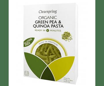 Pasta Harina de Arveja & Quinoa - Sin Gluten, Sin Lactosa, Vegano