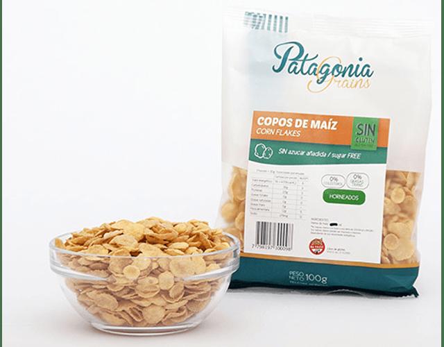 Cereal Copos de Maíz Sin Gluten