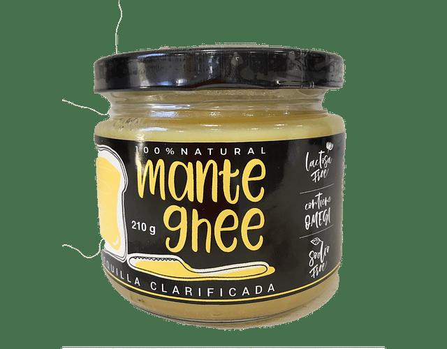 Manteghee 210 grs - Sin lactosa, Sin gluten