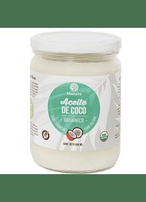 Aceite de Coco sin olor sin sabor - Manare, Vegano y Sin Gluten