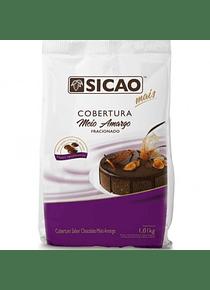 Cobertura de Chocolate Semi Amarga (1KG)