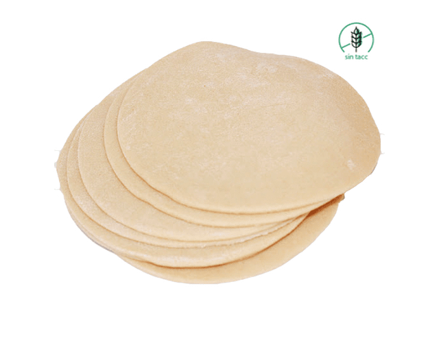 Discos de Empanadas - Sin Gluten