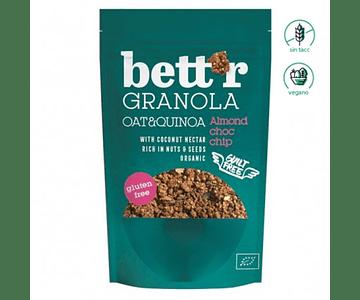 Granola Almendra, Coco, Cacao Nibs - Sin Gluten
