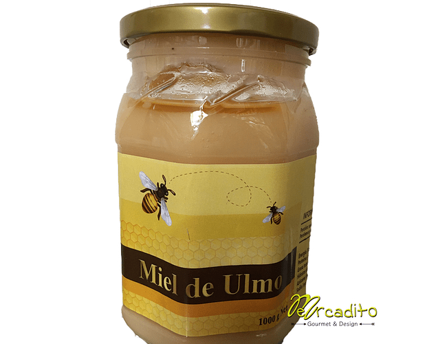 Miel de Ulmo 1 kilo - 100% natural