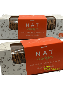 Nat Crackers - Aceitunas Verdes