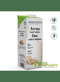 Bebida orgánica de Avena - Sin Gluten, vegana