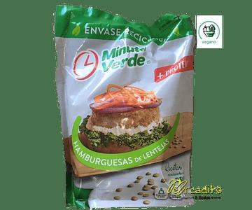 Hamburguesas de Lentejas - Veganas