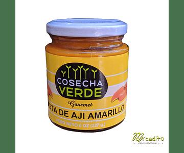 Pasta de Ají Amarillo