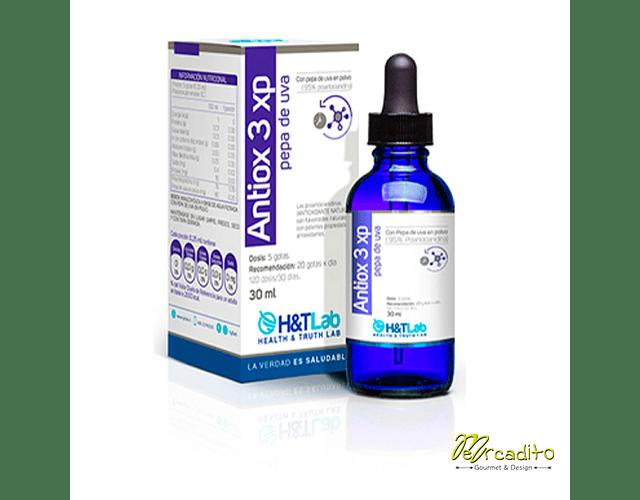 Antiox 3 xp Pepa de Uva