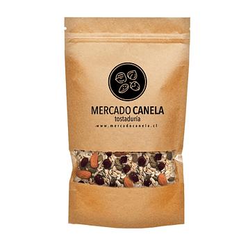 Mix Frutos Secos Avena - Natural