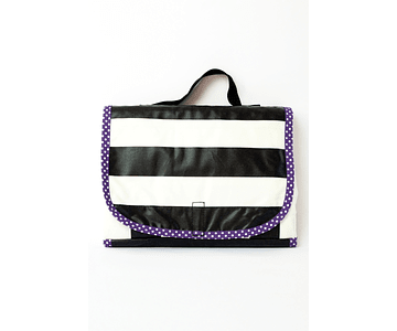 Mudador Impermeable Referee Morado