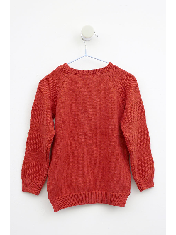 Sweater Naranjo