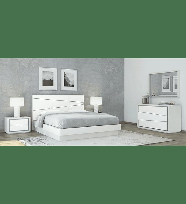 Habitación Assutado (con cómoda)