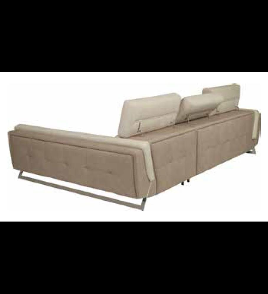 Sofá + Chaise Longue Lux
