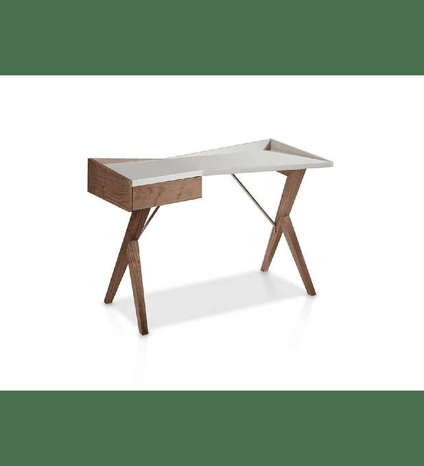 Mesa de Escritório W1010 Nogueira