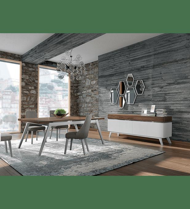 Salle à manger de la collection minimaliste