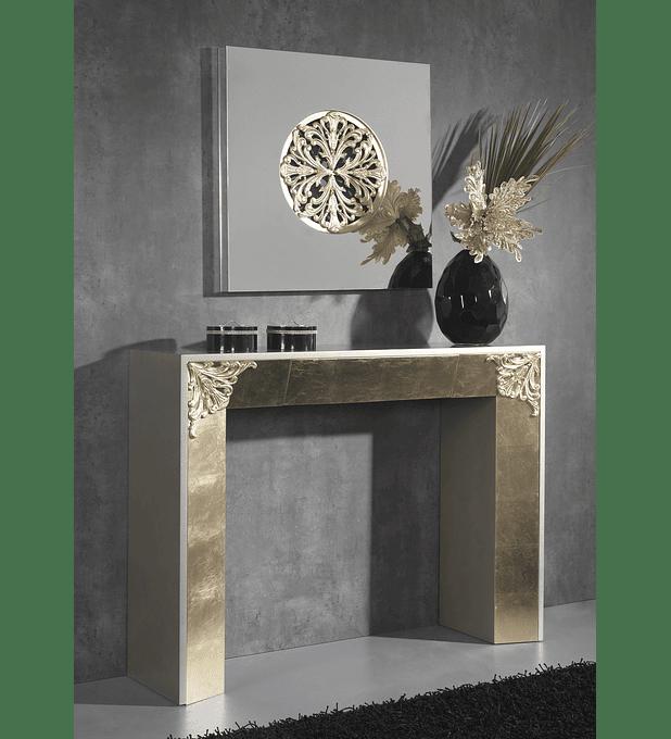 Consola Champagne Brilho/Ouro M198