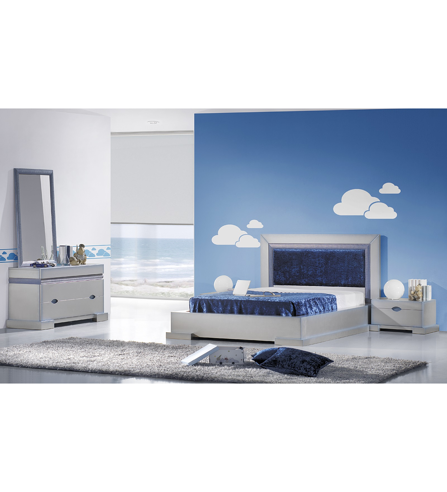 Habitación infantil azul M180