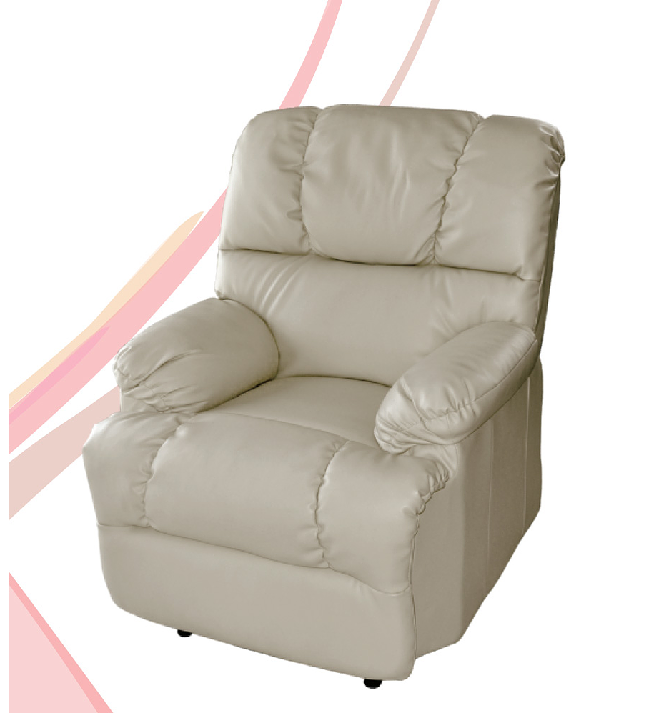 Silla reclinable manual Ergoflex